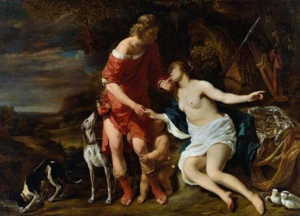 Venus and Adonis RJM